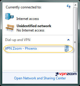 Windows 7 PPTP VPN Setup Step 16