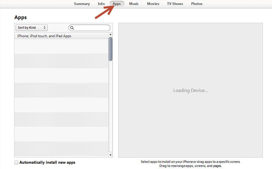 Apple IOS OpenVPN Setup Guide Step Three