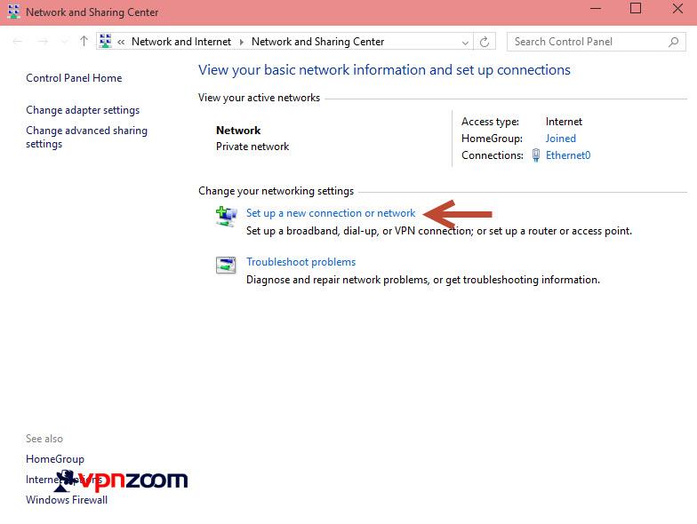 Windows 10 L2TP VPN Visual Setup Guide - VPN Zoom